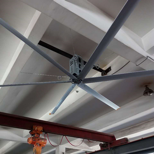 20ft Big Industrial Ceiling Fans Big Wind Large Ass 6 Blade Ceiling Fan